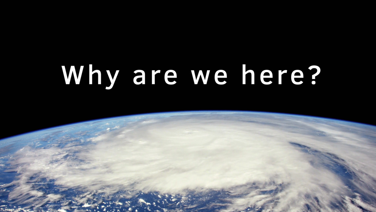CuriosityStream - Why Are We Here?