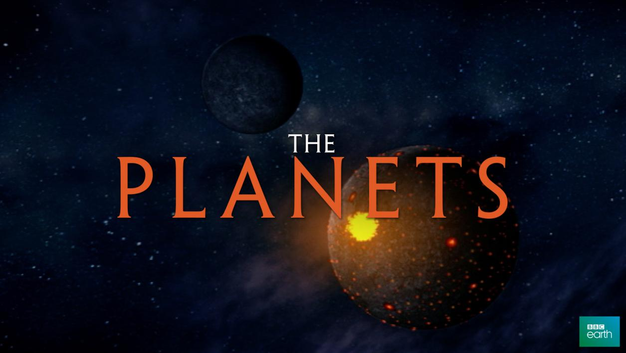 The Planets Different Worlds
